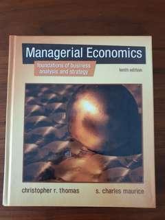 🚚 Managerial Economics