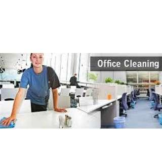 Hiring Full-time Office Cleaners @ Expo!