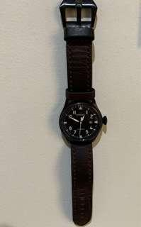 Parnis Automatic Watch PVD 47 mm