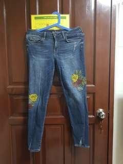 SALE Zara Stretch Pants