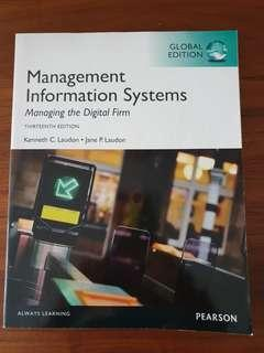 🚚 Management Information Systems