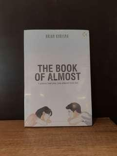 The book of almost gramedia