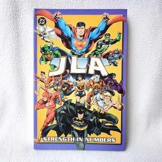 JLA: Strength In Numbers (DC Comics, 1998) - NM