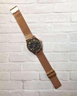 Watch Andris工業風手工錶