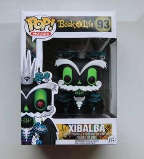 Funko POP! Book of Life Xibalba