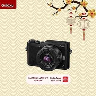 Camera Panasonic Lumix GF9 Kredit Tanpa Kartu kredit