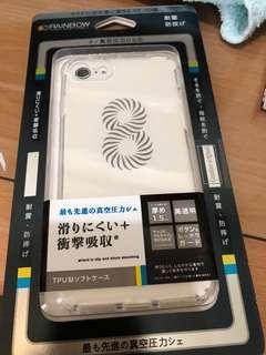 Rainbow 空壓手機殼 I phone 8
