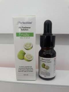 Yuzu air freshener solution