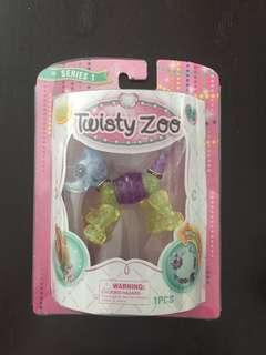 Twisty Zoo bracelet