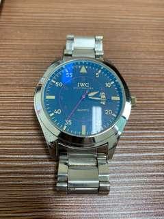 IWC quartz watch