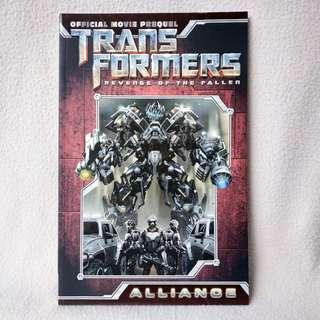 Transformers: Revenge Of The Fallen - Alliance (IDW Comics, 2009) - NM