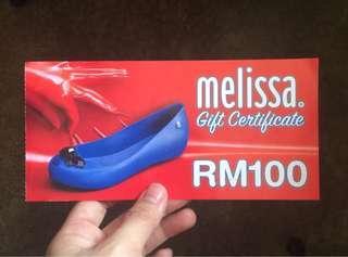 Melissa RM100 Voucher