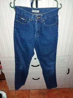 Ladylike jeans.. High waist