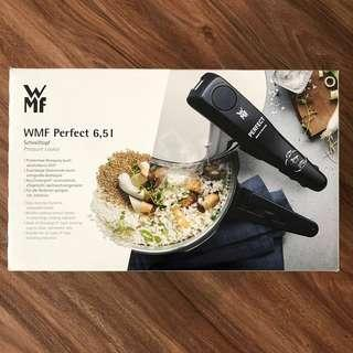 Brand New WMF perfect 6.5l pressure cooker pot made in Germany