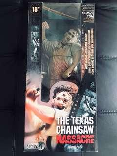 "McFarlane 18"" Texas Chainsaw Leatherface"