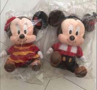 Limited Edition Mickey & Minnie