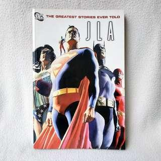 JLA: The Greatest Stories Ever Told (DC Comics, 2006) - NM