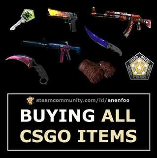BUY/SELL ALL SKINS CSGO SKIN KNIFE GLOVE KEY KEYS CSGO DOTA 2 D2