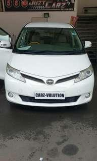 MPV TOYOTA PREVIA 2.4A FOR RENTAL AT YOUR SERVICE