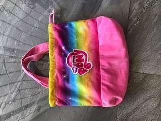 Pony pouch
