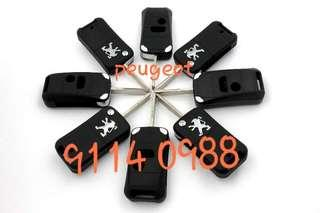 Suffering from a broken Peugeot keyshell? Convert it as soon as possible to minimize the risk of losing your valuable transponder needed to start your car!Our flip keyshells come with 1 year #car keys# remotes needs# 91140988