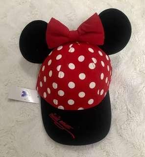 Minnie cute ear cap