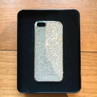 🚚 超閃亮iphone4 手機殼/ 鑲鑽手機殼