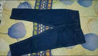 Celana jeans size able pants
