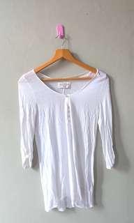 Zara Half Sleeves Top