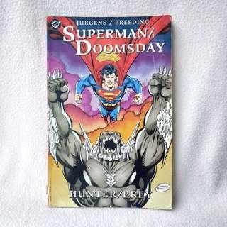 Superman / Doomsday: Hunter / Prey (DC Comics, 1995)
