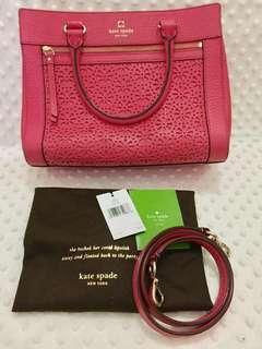 Kate Spade Perryline Pink (size Medium) Preloved