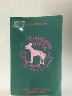 Timoleon Vieta Come Home by Dan Rhodes