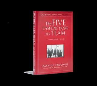 Five Dysfuntion of a Team(New)