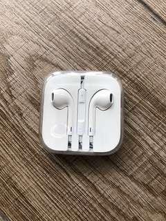 原裝 iPhone 耳機 100% new 重未開封