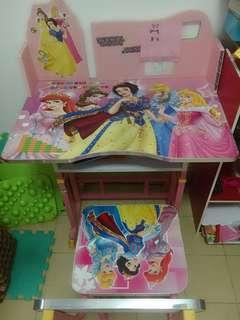 🎈Kids Study Table. Self collection only