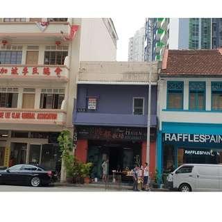 365A Jalan Besar Shophouse for rent