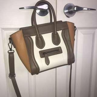 celine style handbag