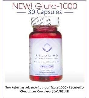 Glutathione Capsules (30caps)