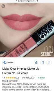 lipcream makeover