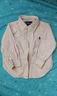 Ralph Lauren 裇衫 12m