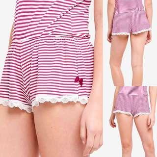 Dorina 💋 Romy Shorts Red Stripe