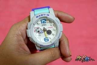 Original Casio Baby G Watch 180-3B