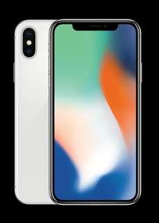 Kredit Apple iPhone X 64GB DP Ringan Proses Cepat
