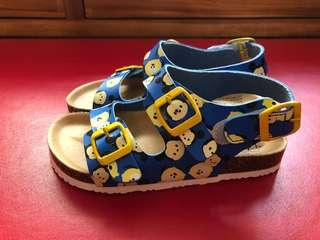 🚚 Disney男童涼鞋 19公分