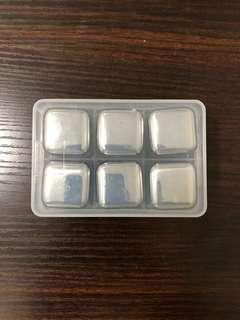 Stainless Ice Cube/Whisky Stone
