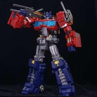 Striker Optimus Prime Legendary Toys LT03 🆓 post to WM