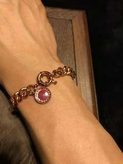 🚚 Almost brand new Marc by Marc Jacob Bracelet , rose gold coated
