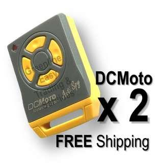 2 x  Autogate Remote Control for DC Moto Autogate System