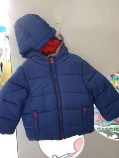 🚚 Mothercare baby winter jacket