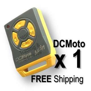 Autogate remote DCMoto.